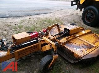 Woods Hydraulic Mower Attachment