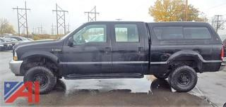 2004 Ford F350 XL SD Pickup Truck