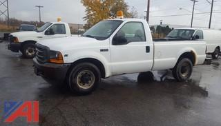 2001 Ford F250 XL SD Pickup Truck