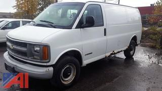 2002 Chevrolet Express 2500 Van