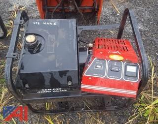 Gen Pro 4000 Watt Portable Generator