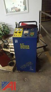 Viper 8000 A/C Service Station