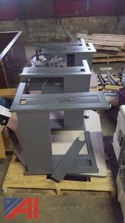 Desks, (3)