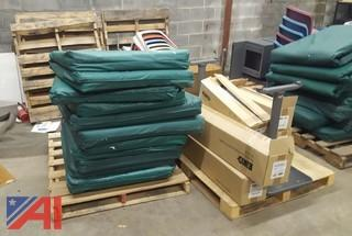 Assorted Fluorescent Light Bulbs, (6) Boxes and More