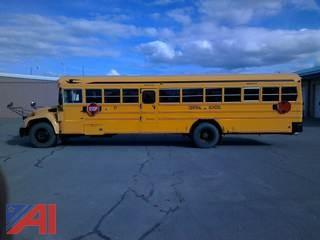 2009 Bluebird Vision School Bus