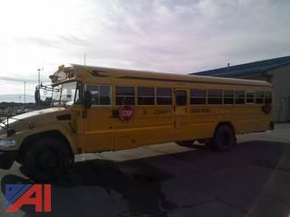 **Mileage has been updated** 2009 Bluebird Vision School Bus