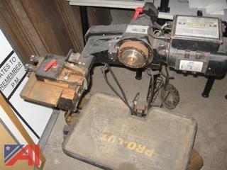 Pro Cut Brake Rotor Lathe