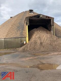 Road Salt and Sand Mix