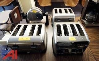 Toasters & Waffle Maker