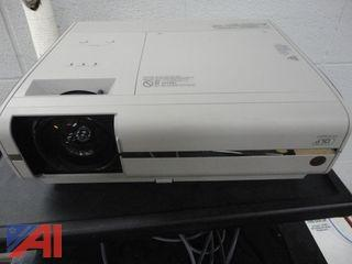 Epson 680 Copier & DLP Stand Alone Projector