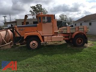 1971 FWD Snowplow Truck
