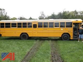 1998 Bluebird TC2000 School Bus