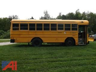 2000 Bluebird TC2000 School Bus