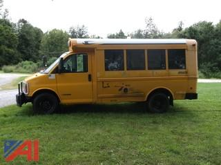 2000 Chevrolet Express Mini School Bus