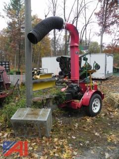 2008 Giant-Vac Tow Behind Leaf Vac