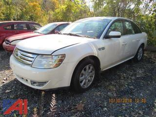2009 Ford Taurus 4 Door