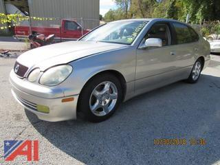 2000 Lexus GS400 4 Door