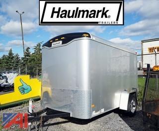 2014 Haulmark 10' Cargo Trailer
