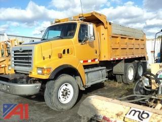 2002 Sterling LT9511 Dump Truck