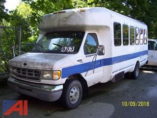 1998 Ford E450 Wheelchair Bus