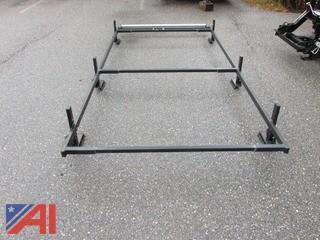 Adrian Steel ladder Perimeter Rack