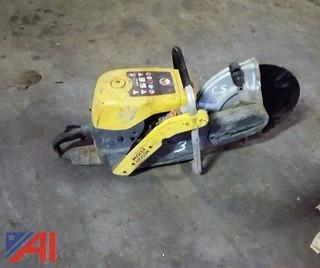 Wacker Neuson Demo Saw