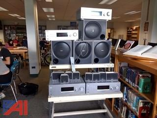 Sony Surround Sound Systems, (4)
