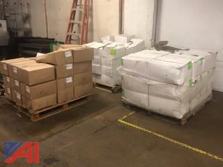 Pallets of New Poly Bags