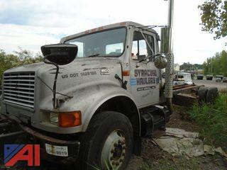2002 International 4900 Cab & Chassis