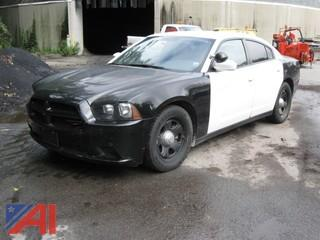 2012 Dodge Charger 4 Door Police Interceptor