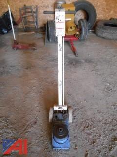 Air Over Hydraulic Floor Jack