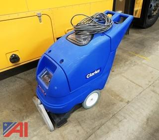 Clarke Clean Track #18 Wash & Rinse Carpet Extractor
