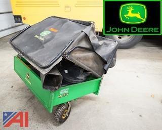 John Deere #MC519 Material Collection Cart