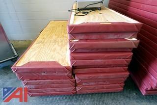 Padded Wall Gym Panels