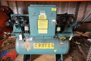 Curtis Duplex Air Compressor