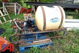 Broyhill Skid Mounted Sprayer