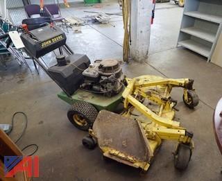 """John Deere 64"""" Lawn Mower"""