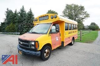 2000 Chevy/Corbeil 3500 School Bus