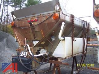HiWay E2020-10 Stainless Spreader