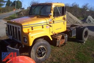 1997 International 2554 Cab & Chassis