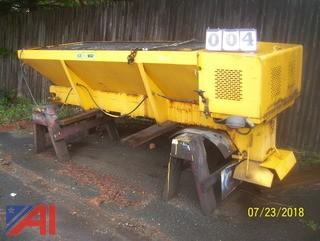 Ice-O-Way Steel Spreader Body