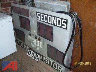 Fair Play Scoreboard