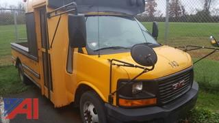 2006 GMC Corbeil Savanna 3500 Flatbed Bus