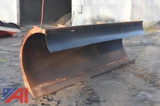 2004  11' Wausau Power Angle Plow