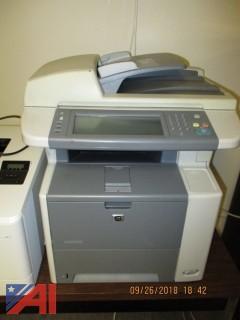 HP Laserjet  M3027XMFP Copier