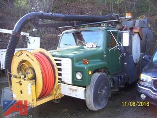 1982 International S1954 Vactor Truck