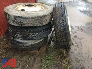 Bud Rims and Tires, (4)