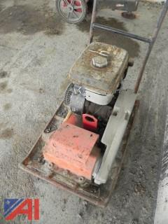 Wisconsin Robin Plate Compactor