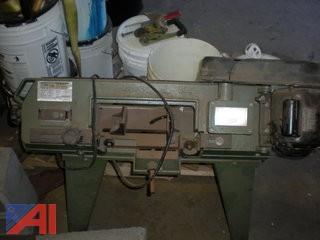 4 1/2 Metal Cutting Band Saw
