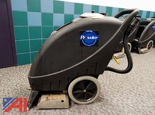 """Powr-Flite #Prowler """"Pull Behind"""" Carpet Extractor"""
